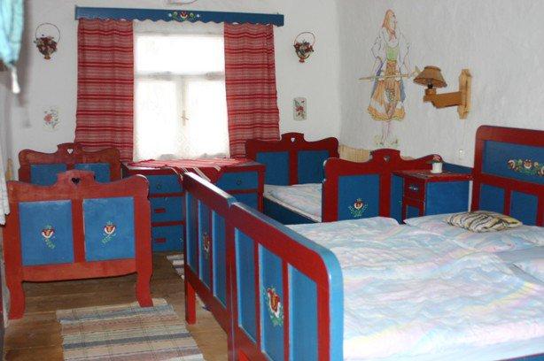 Modrá izba